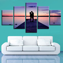 HD-Home-Decoration-Modern-Canvas-Living-Room-5-Panel-Beach-Kissing-Printed-Pictures-Painting-Wall-Art.jpg_220x220